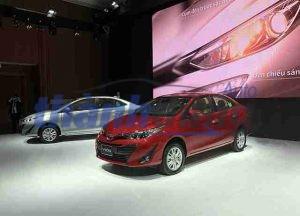 Thiết kế mới Toyota Vios sắp ra mắt tại Việt Nam