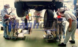 Quy trình bảo dưỡng xe Toyota Vios