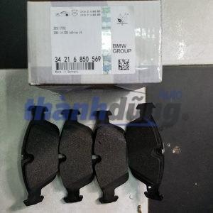 MÁ PHANH SAU BMW E46, 318I, 325I-34216778168